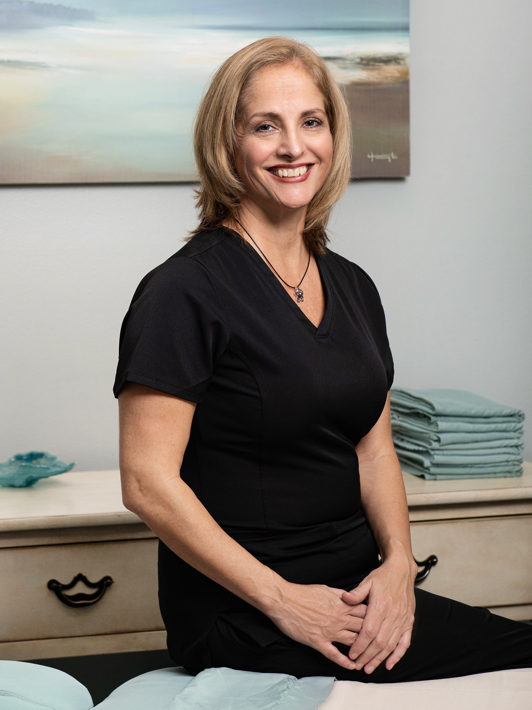 Laura Ellerbe, Licensed Massage Therapist
